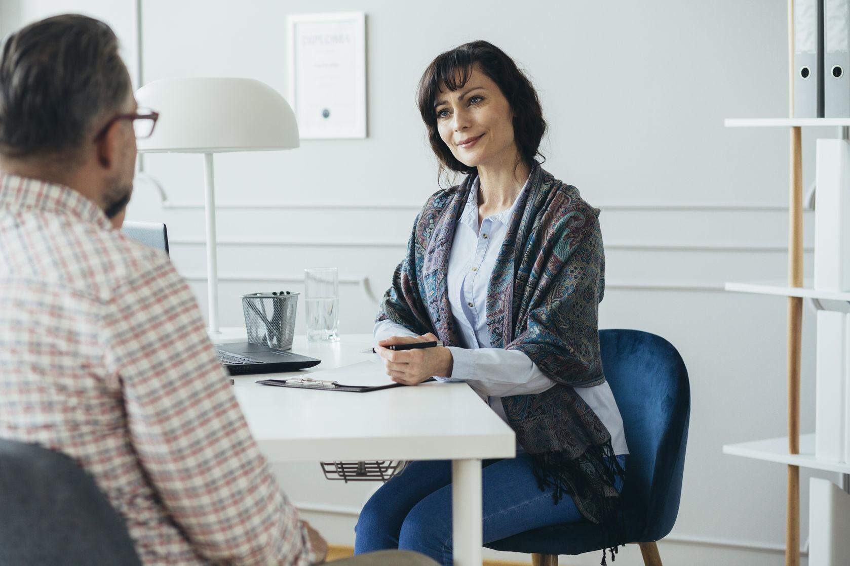 Adult woman wants to tell how to gain life balance